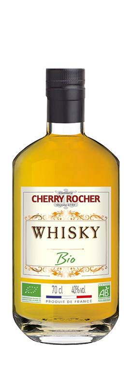 AB Certified Organic Whisky - Cherry Rocher