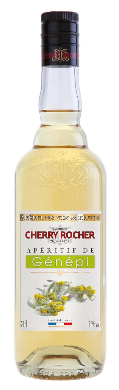 Apéritif de génépi / Genepi Aperitif - Cherry Rocher