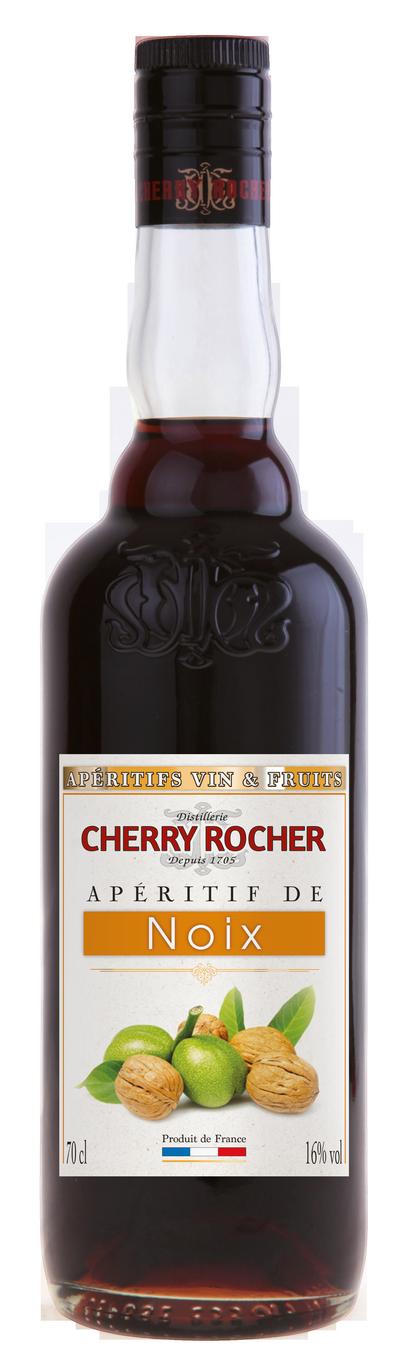 Apéritif de noix - Cherry Rocher
