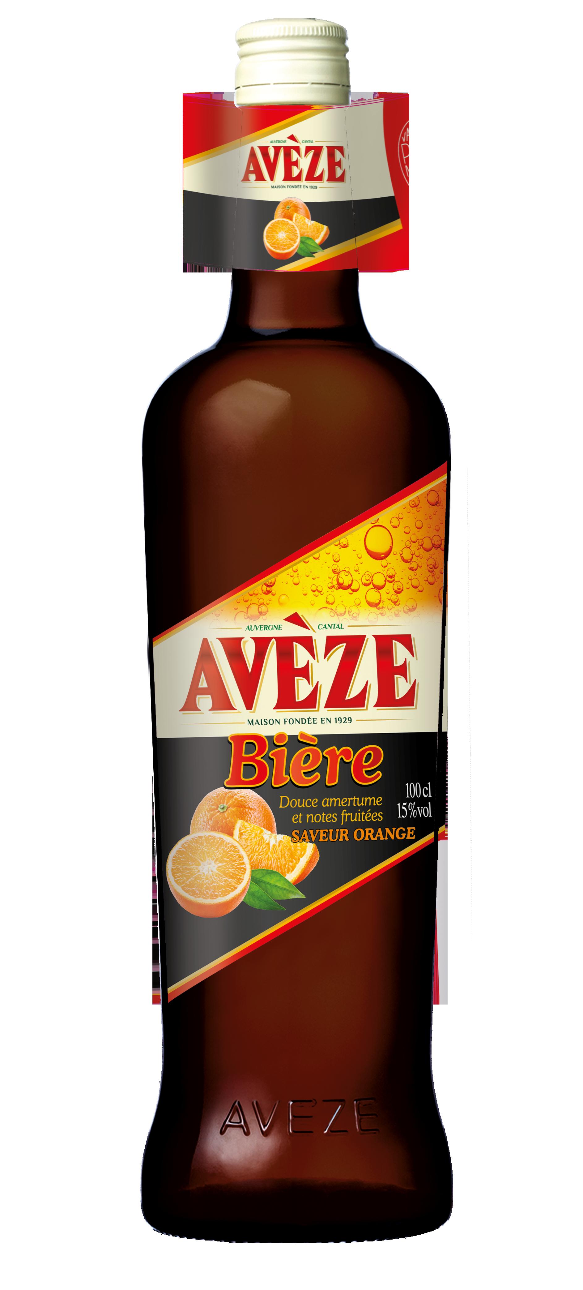 Avèze Bière Orange - Cherry Rocher
