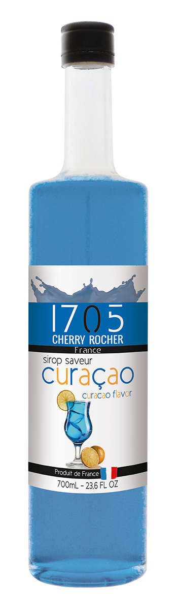 Curaçao Flavored Syrup - Cherry Rocher
