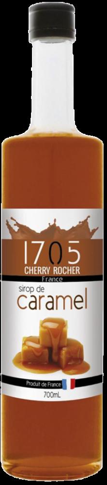 Caramel Syrup - Cherry Rocher