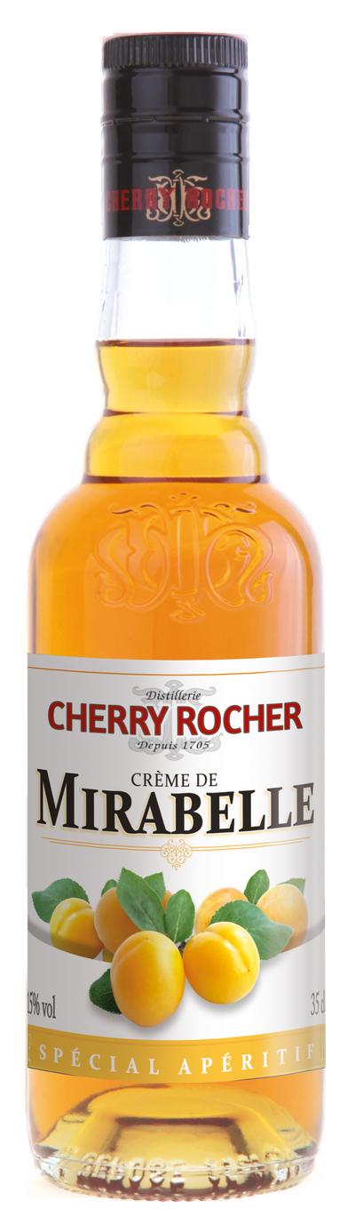 Crème de Mirabelle / Mirabelle liqueur - Cherry Rocher