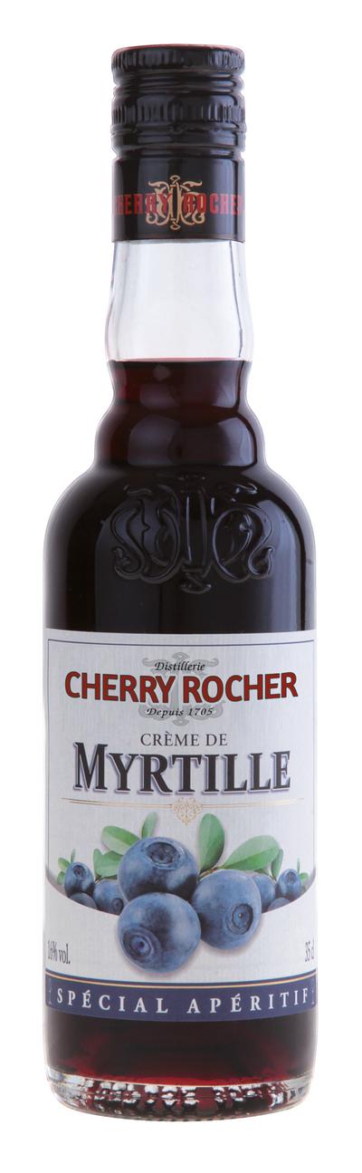 Crème de myrtille - Cherry Rocher