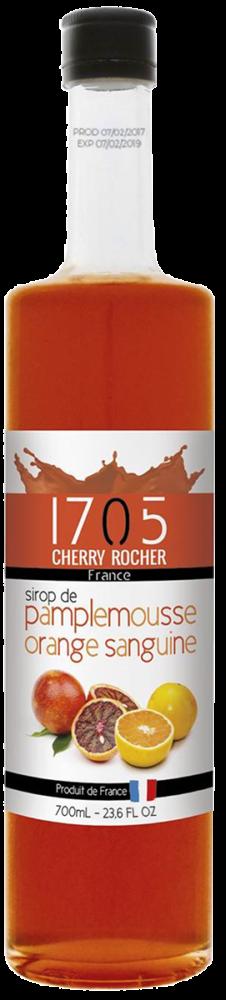 Grapefruit-Blood Orange - Cherry Rocher