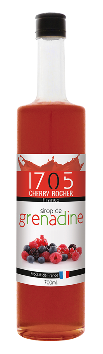 Grenadine Syrup - Cherry Rocher
