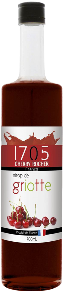Cherry Syrup - Cherry Rocher