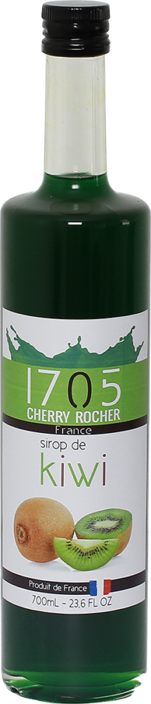 Kiwi Syrup - Cherry Rocher