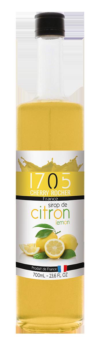 Lemon Syrup - Cherry Rocher