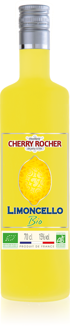 Organic Limoncello - Cherry Rocher