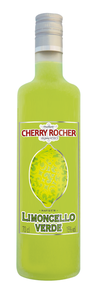 Limoncello Verde - Cherry Rocher