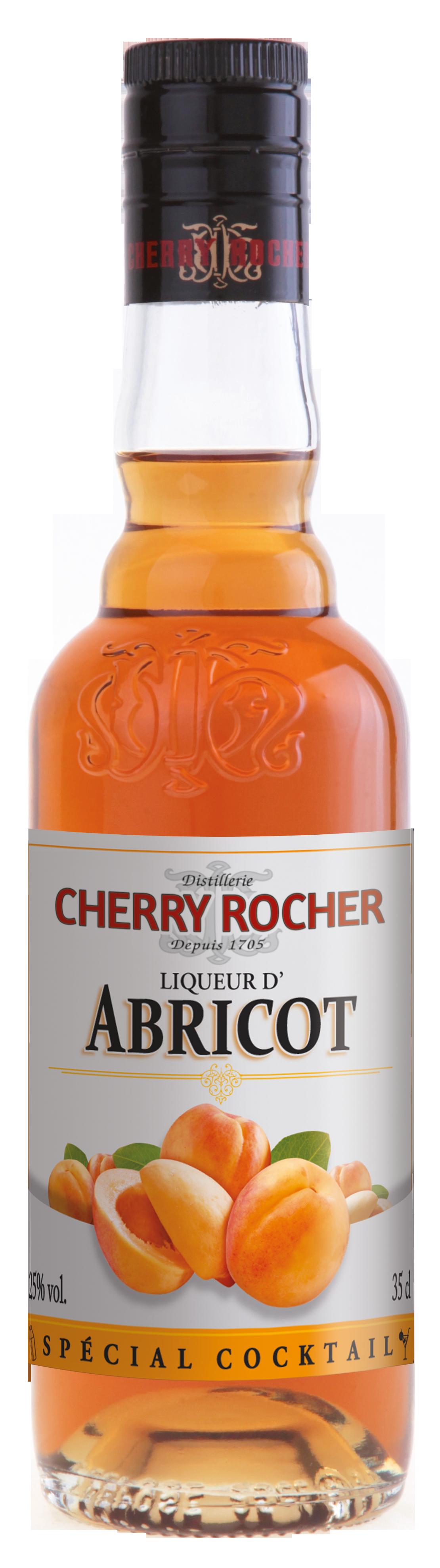 Abricot / Apricot - Cherry Rocher