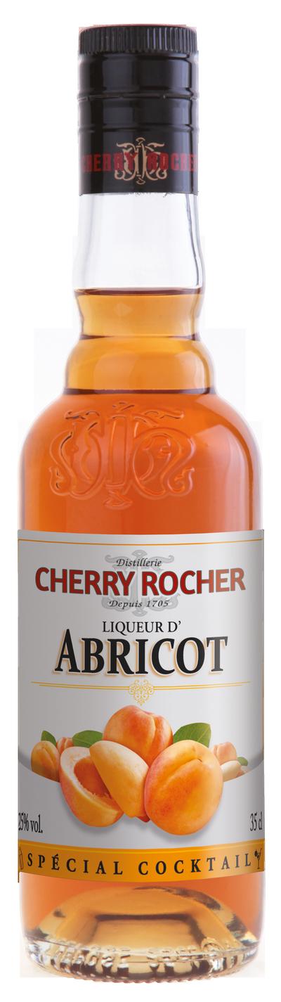 Liqueur d'abricot - Cherry Rocher