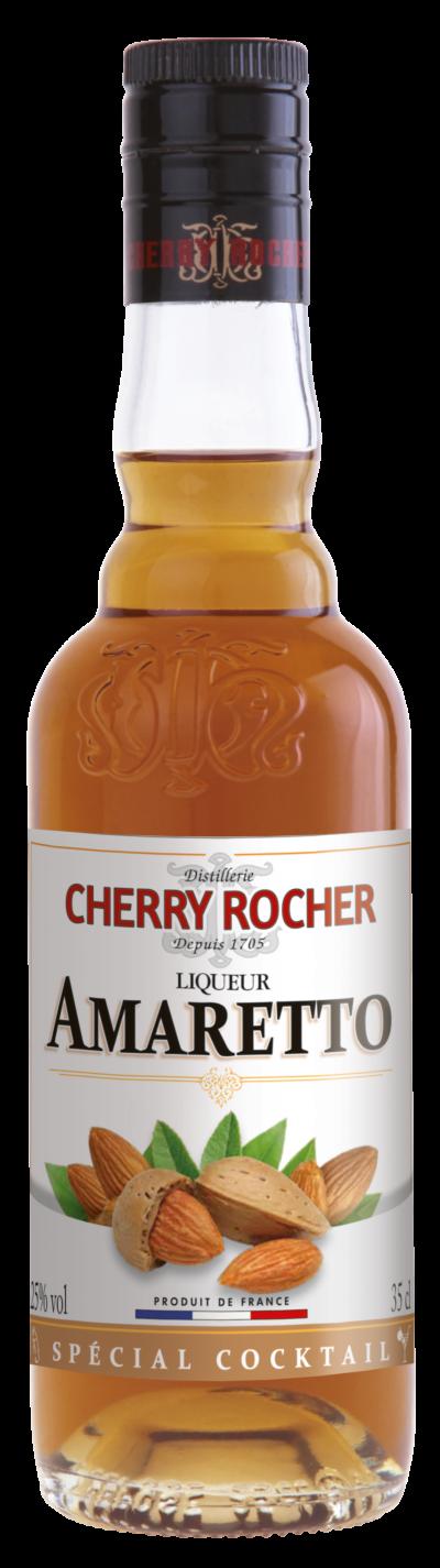 Liqueur Amaretto - Cherry Rocher