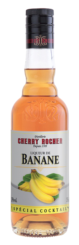 Banane / Banana - Cherry Rocher