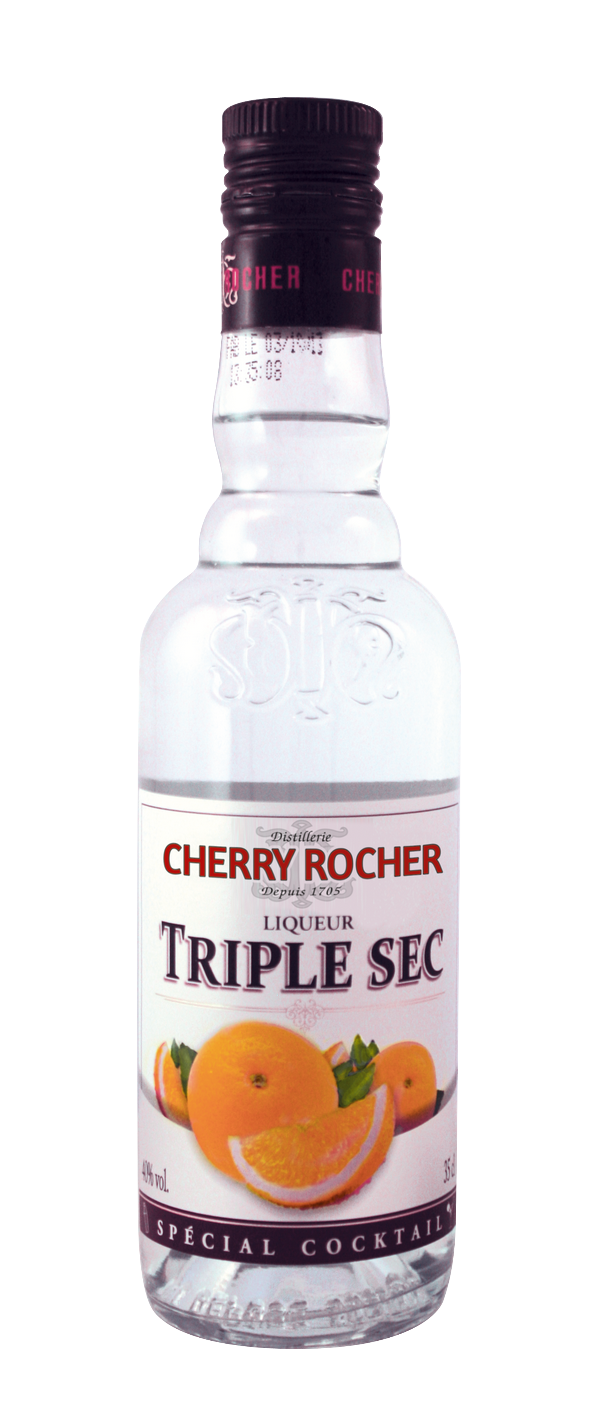 Triple sec (orange liqueur) - Cherry Rocher