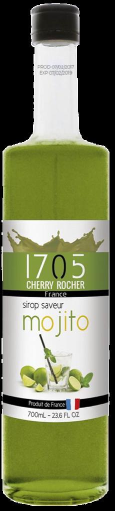 Mojito Flavored Syrup - Cherry Rocher