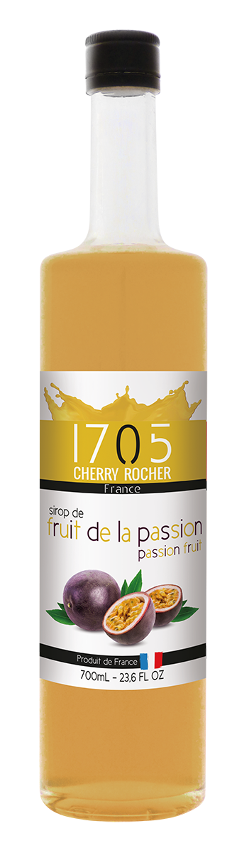 Passion Fruit Syrup - Cherry Rocher