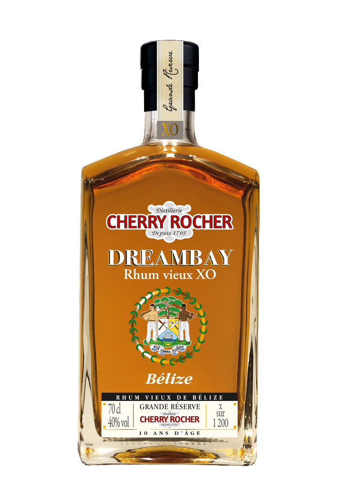 Rhum XO Dreambay – Bélize - Cherry Rocher