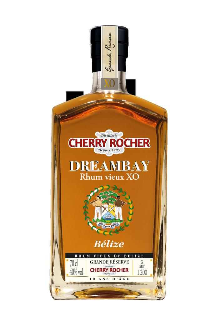 Dreambay Rum XO – Belize - Cherry Rocher