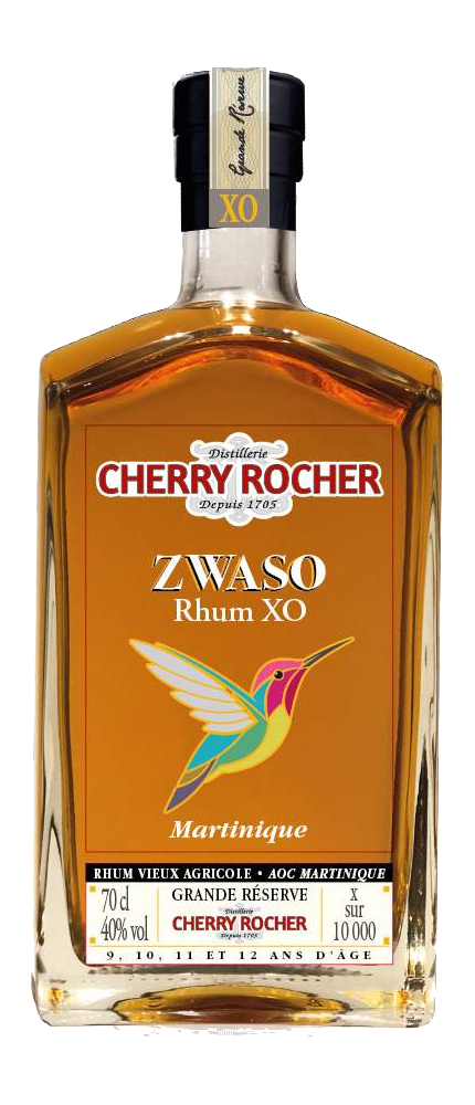 Rhum XO Zwazo – Martinique - Cherry Rocher