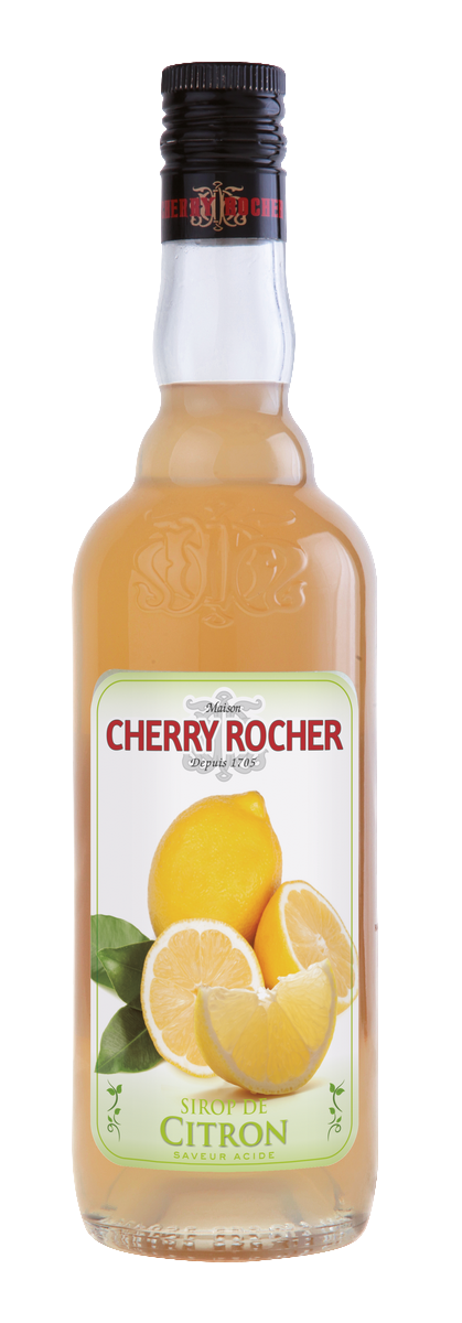 Lemon (Acid) - Cherry Rocher