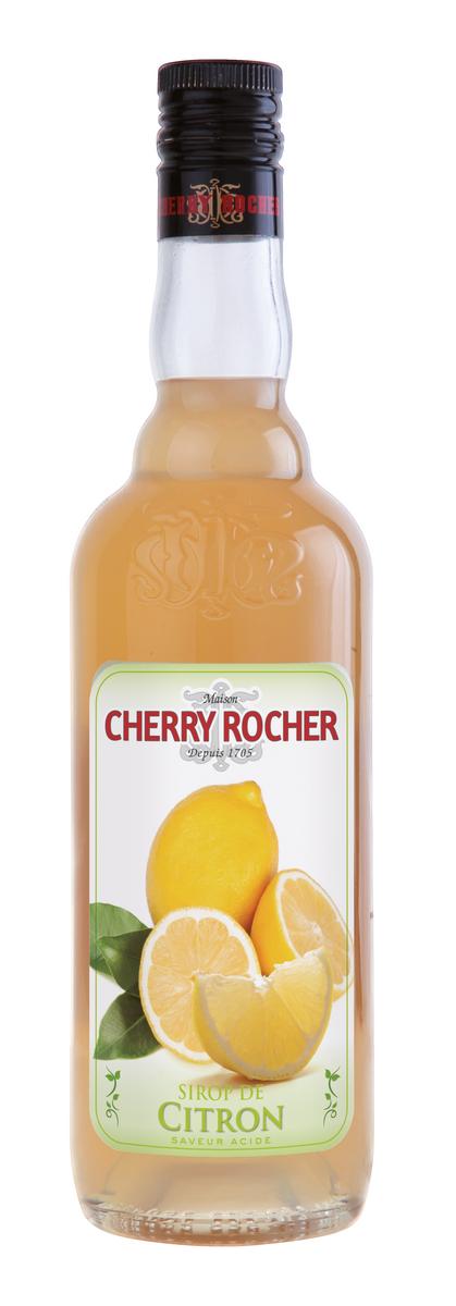Citron saveur acide - Cherry Rocher