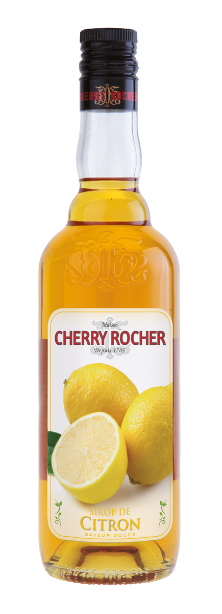 Citron saveur douce - Cherry Rocher