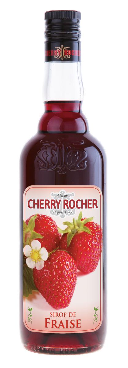 Strawberry - Cherry Rocher