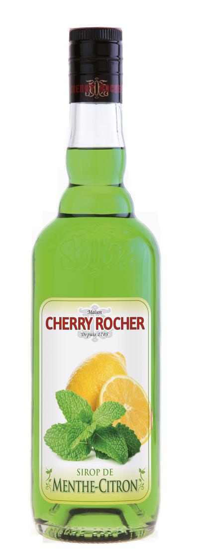 Menthe citron - Cherry Rocher