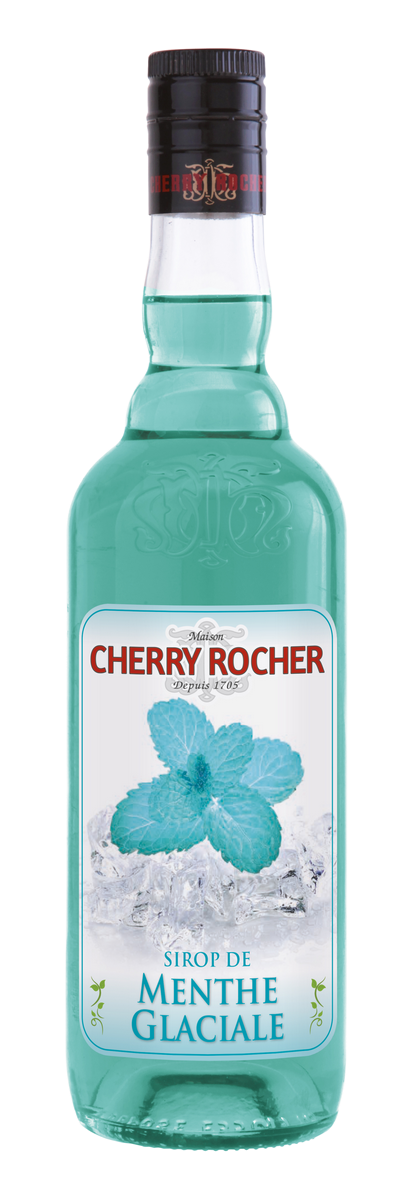 Icy mint - Cherry Rocher