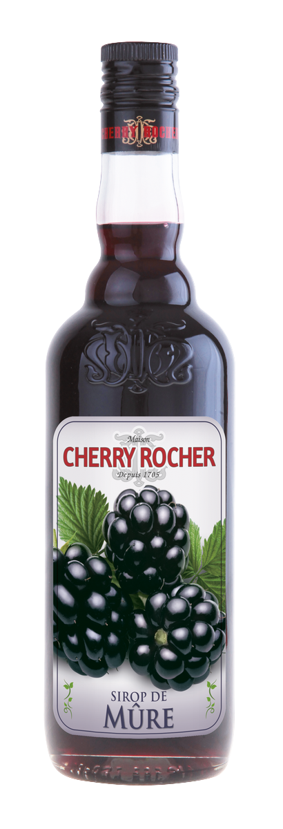Blackberry - Cherry Rocher