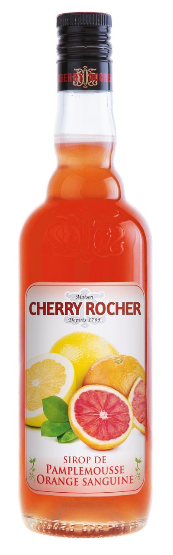 Pamplemousse Orange sanguine - Cherry Rocher