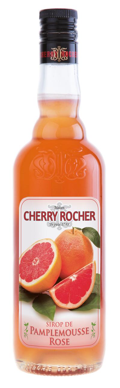Pamplemousse Rose / Pink grapefruit - Cherry Rocher