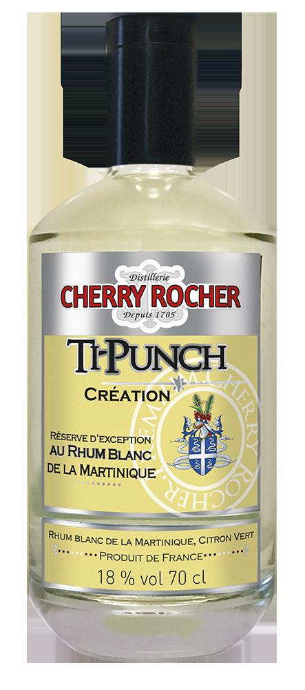 Ti Punch Creation - Cherry Rocher
