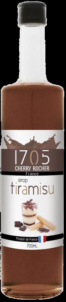 Tiramisu Syrup - Cherry Rocher