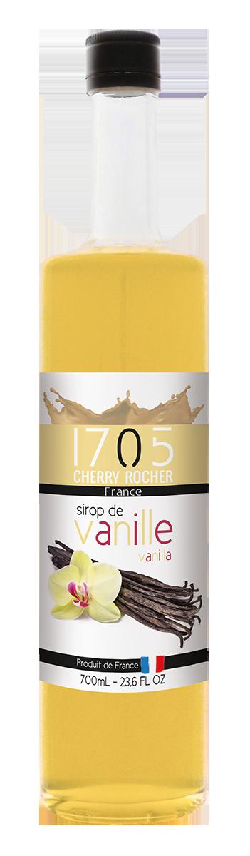 Vanilla Syrup - Cherry Rocher