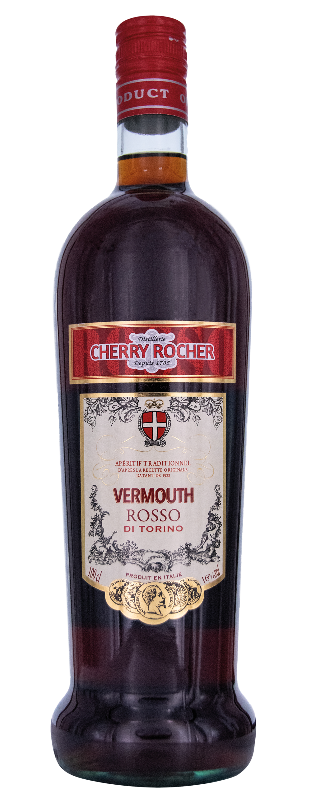 Vermouth Rosso de Turin / Turin Red Vermouth - Cherry Rocher