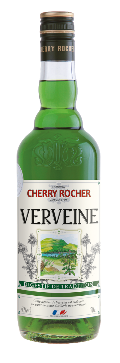 Verveine - Cherry Rocher
